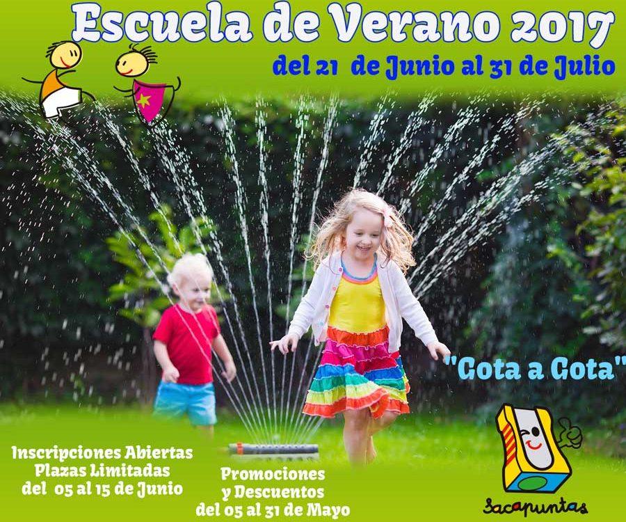 Escuela Infantil Verano para Niños 2017 en Valencia