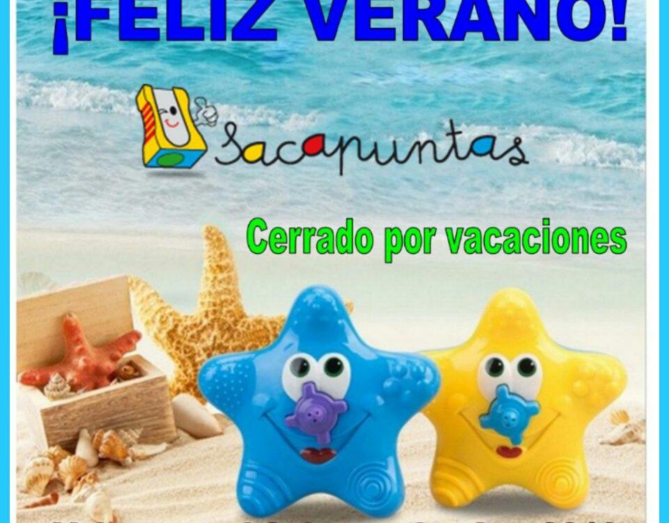 Feliz Verano 2019, Sacapuntas Valencia